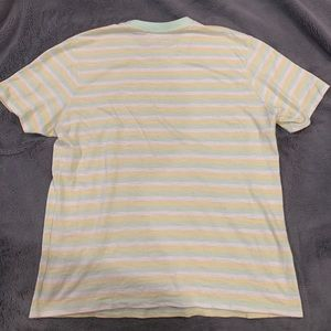 Guess Shirts - Guess x A$AP Rocky striped t-shirt XL